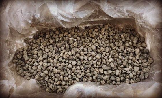 esempio di argilla espansa